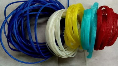 Multi-colored Expandable Wire Loom acKnitted Cable Socks Insulation Sleeves