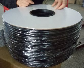 Flexible PVC Tubing Extruded Non Heat Shrinkable Tensile Strength ≥ 10.41 Mpa